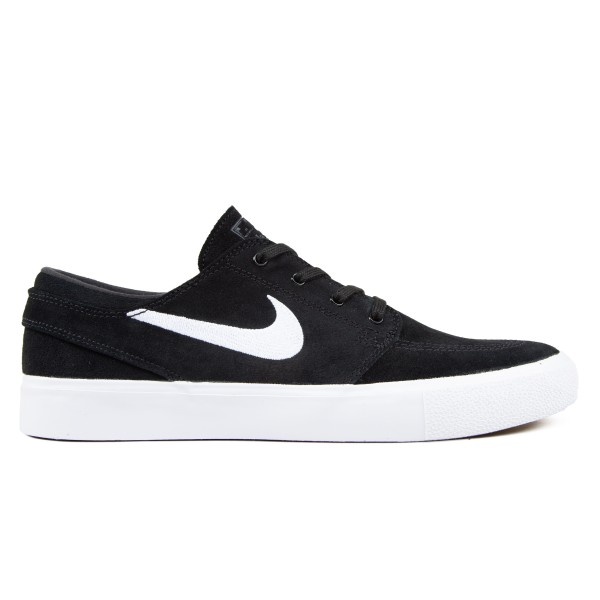 Nike SB Zoom Stefan Janoski RM (Black/White-Thunder Grey-Gum Light Brown)