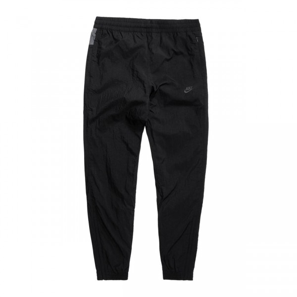 Nike Swoosh Woven Pant (Black/Anthracite/Dark Grey/Anthracite)