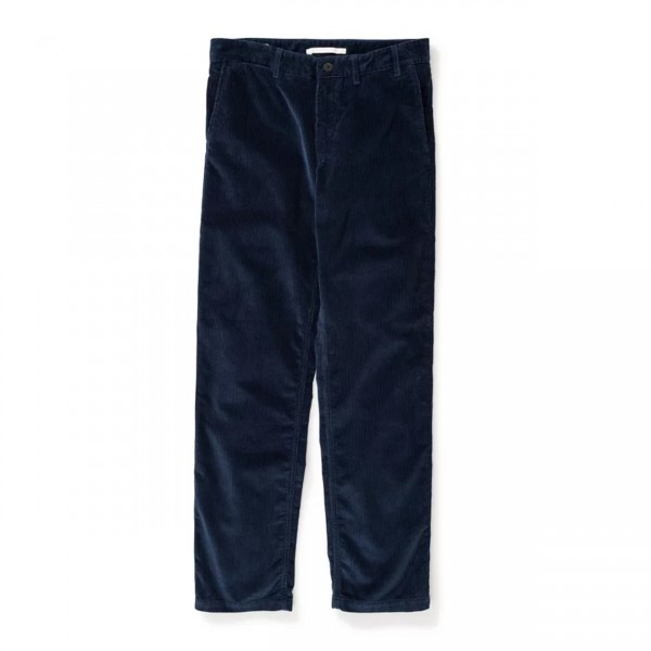 Norse Projects Aros Corduroy Trouser (Ensign Blue)