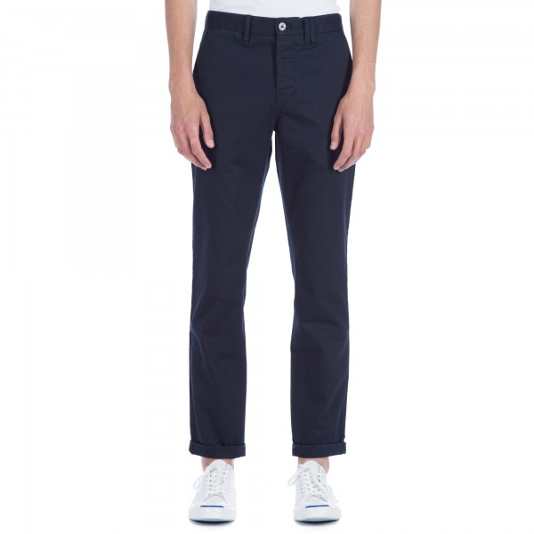 Norse Projects Aros Heavy Chino (Dark Navy)