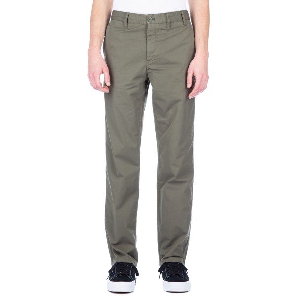 Norse Projects Aros Light Twill (Dried Olive)