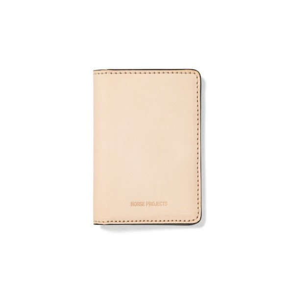Norse Projects Bastian 10 Wallet (Natural)