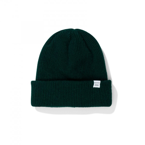 Norse Projects Beanie (Quartz Green)