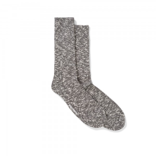Norse Projects Ebbe Melange Socks (Black)