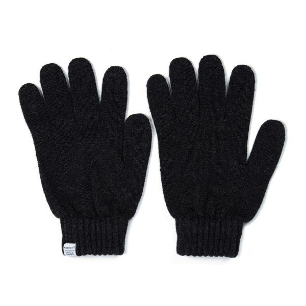 Norse Projects Gloves (Charcoal Melange)