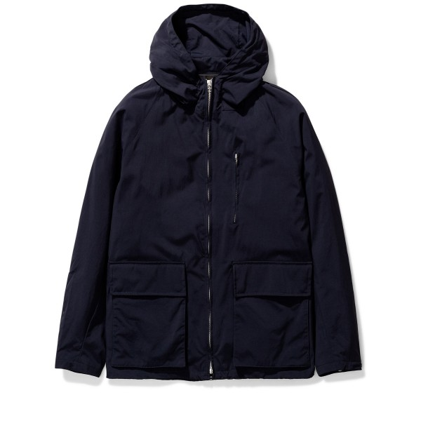 Norse Projects Kalle Dry Nylon Jacket (Dark Navy)