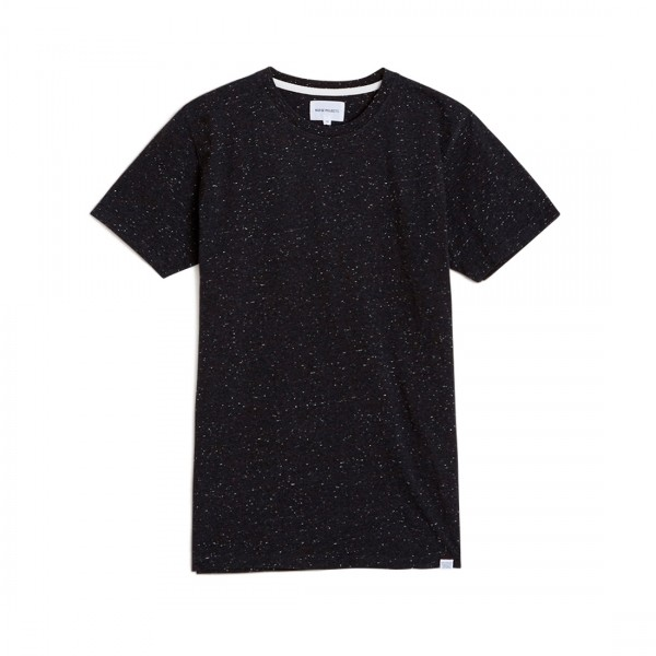 Norse Projects Niels Boucle T-Shirt (Black)