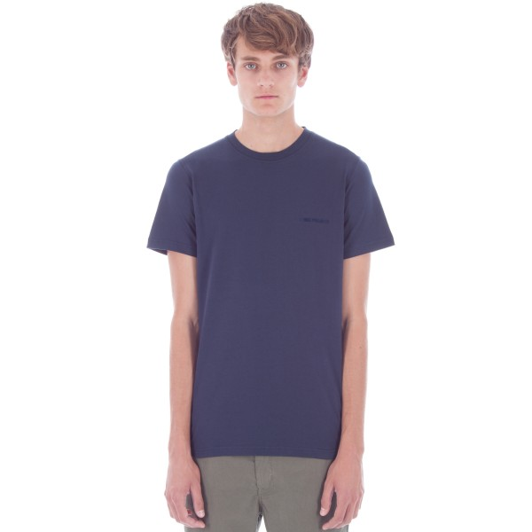Norse Projects Niels Logo T-Shirt (Navy)
