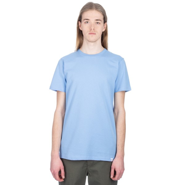 Norse Projects Niels Standard T-Shirt (Luminous Blue)