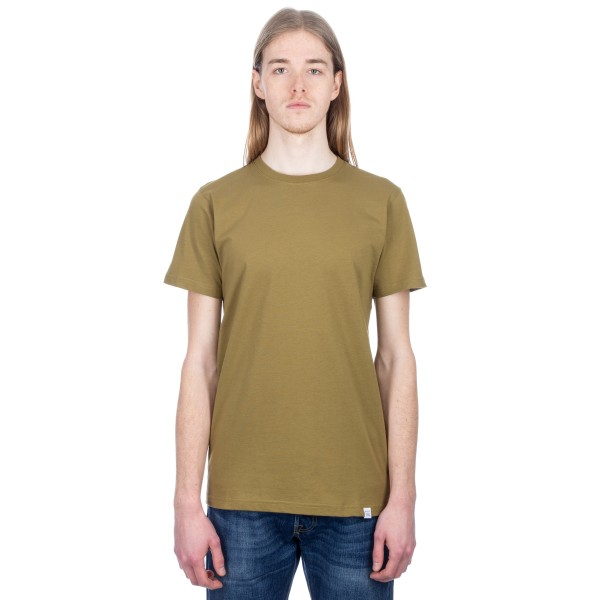 Norse Projects Niels Standard T-Shirt (Warm Brass)
