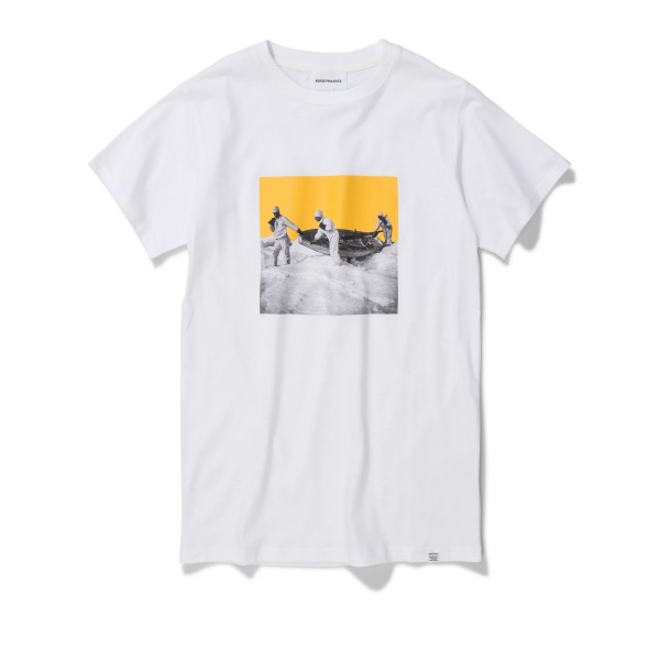 Norse Projects Säljägarna T-Shirt (White)