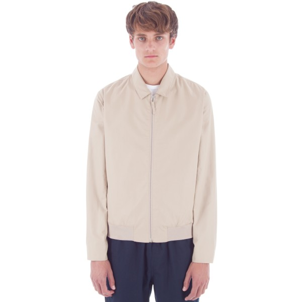 Norse Projects Trygve Cotton Panama Jacket (Khaki)