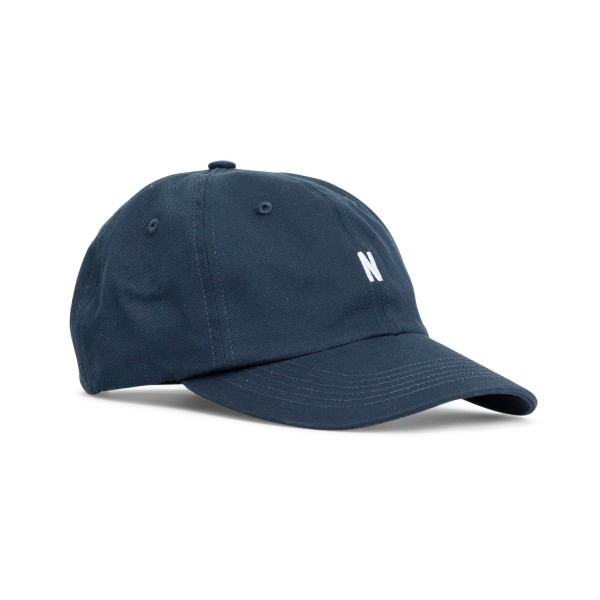 Norse Projects Twill Sports Cap (Dark Navy)