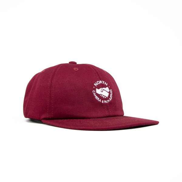 North Supplies Logo Cap (Burgundy)