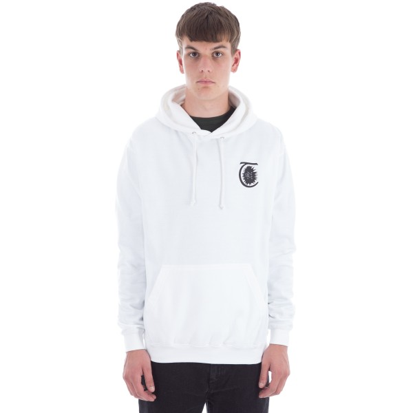 North x Theories Nessie Hooded Sweatshirt (White)