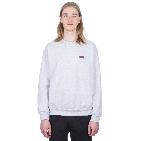 Obey Better Days Crew Neck Sweatshirt (Ash Grey)
