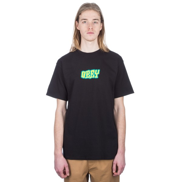 Obey Better Days T-Shirt (Black)