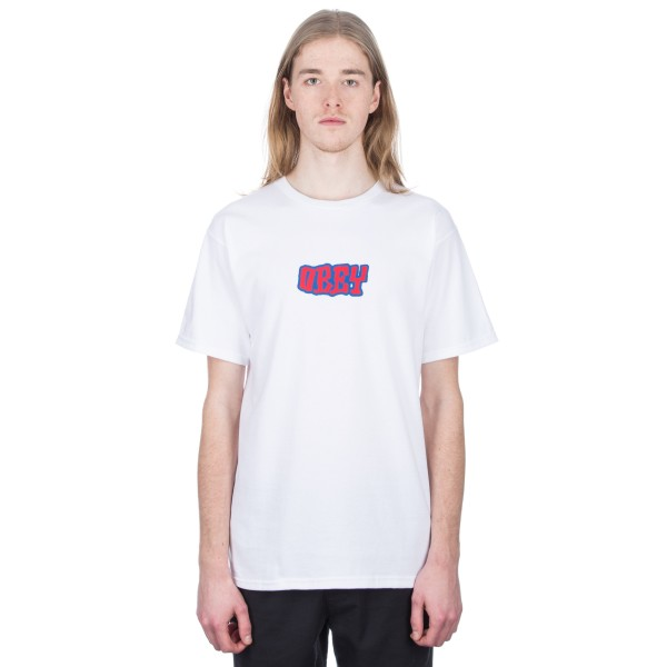 Obey Better Days T-Shirt (White)