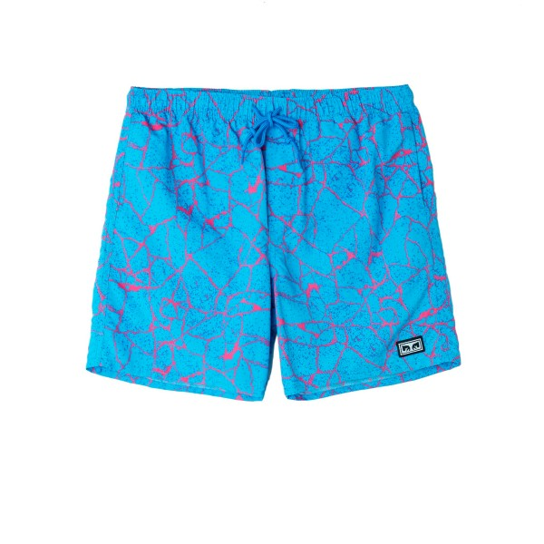 Obey Concrete Dolo Short (Cracked Sky Blue)