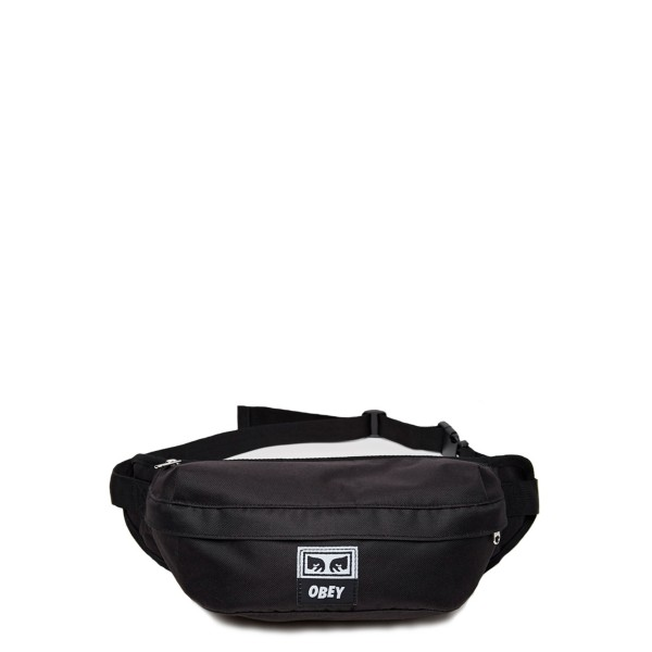 Obey Daily Sling Bag (Black)