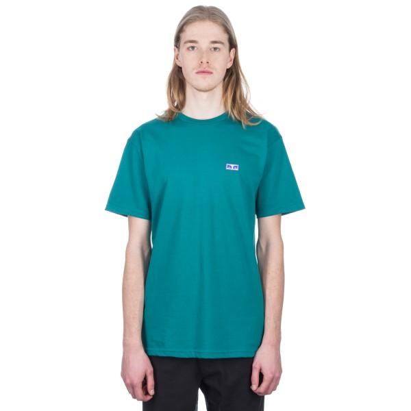 Obey Flashback T-Shirt (Teal)
