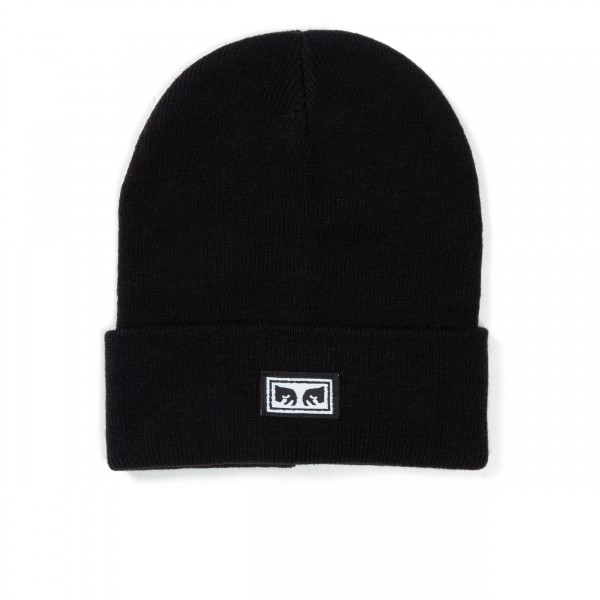 Obey Icon Eyes Beanie (Black)