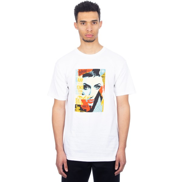 Obey Ideal Power T-Shirt (White)