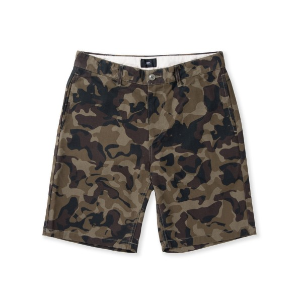 Obey Lagger Patch Pocket Cargo Short (Camo)
