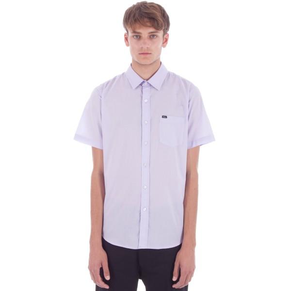 Obey Lou Woven Shirt (Lavender)