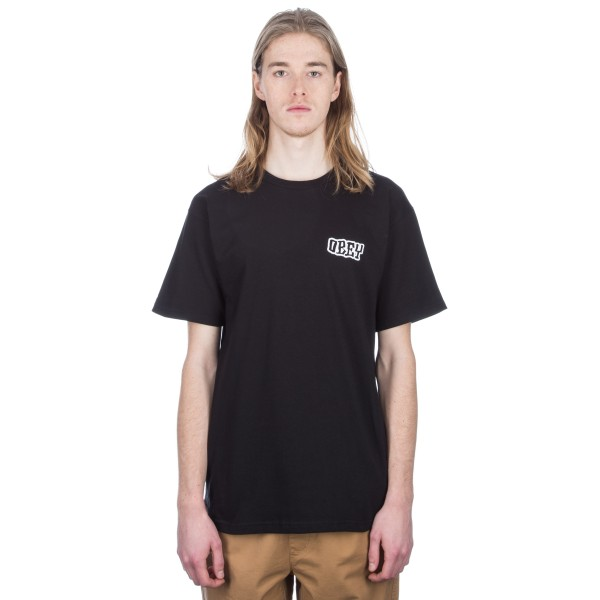 Obey Unwritten Future T-Shirt (Black)