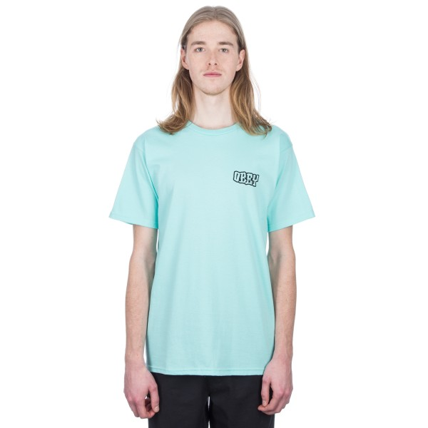 Obey Unwritten Future T-Shirt (Celadon)