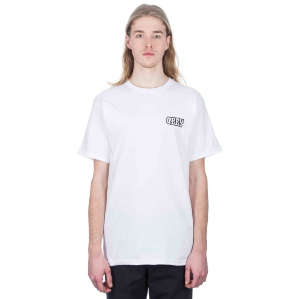 Obey Unwritten Future T-Shirt (White)