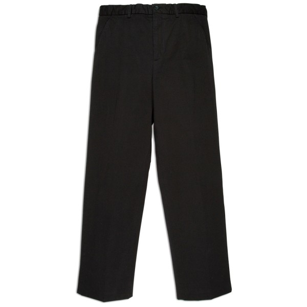 Our Legacy Chino 22 Trousers (Black Work Twill)