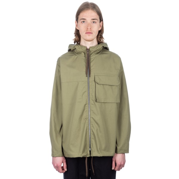 Our Legacy Lizard Parka (Olive Tactic Twill)