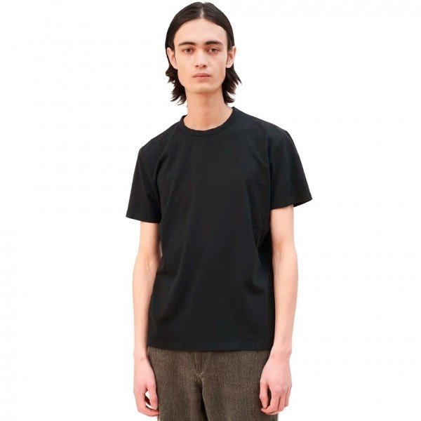Our Legacy Perfect T-Shirt (Black Army Jersey)