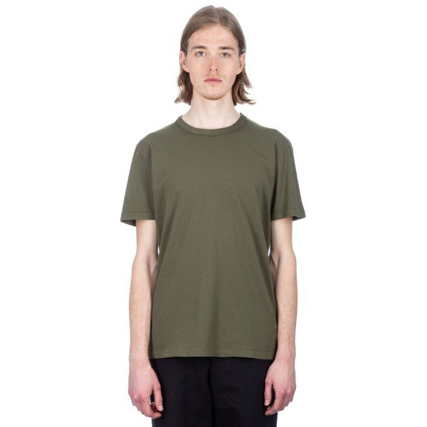 Our Legacy Perfect T-Shirt (Olive Army Jersey)