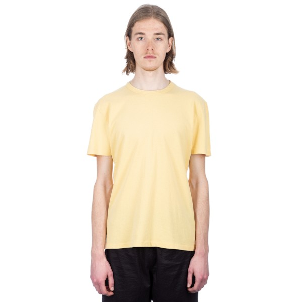 Our Legacy Perfect T-Shirt (Sun Yellow Army Jersey)