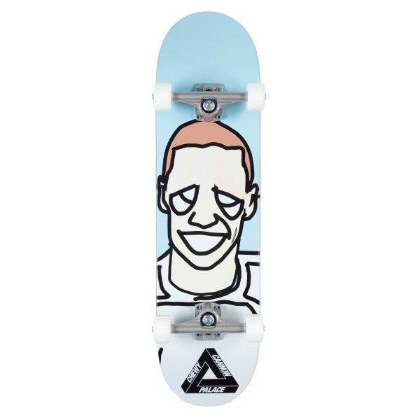 """Palace Chewy Pro S20 Complete Skateboard 8.375"""""""