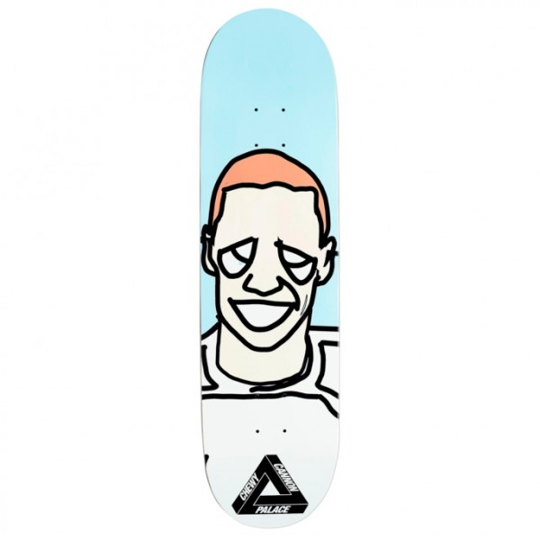 """Palace Chewy Pro S20 Skateboard Deck 8.375"""""""