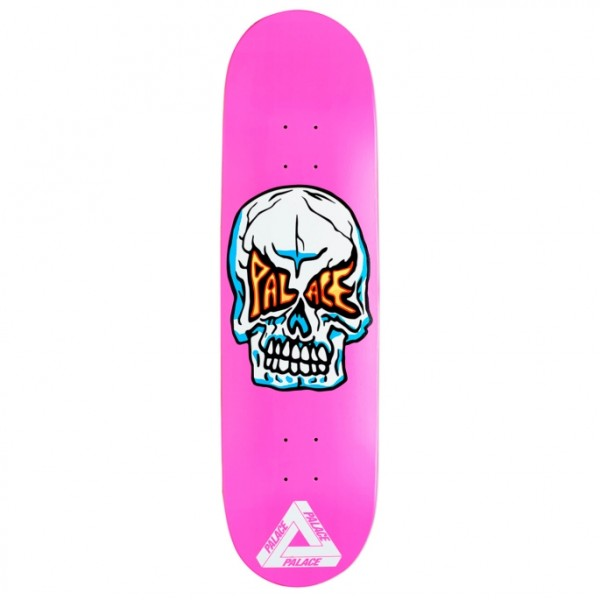 Palace Hesh Skateboard Deck 8.6""