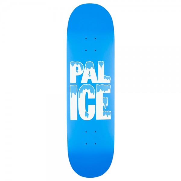 Palace Pal Ice Skateboard Deck 8.41""