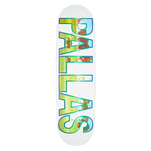 Palace Pallas Skateboard Deck 8.6""