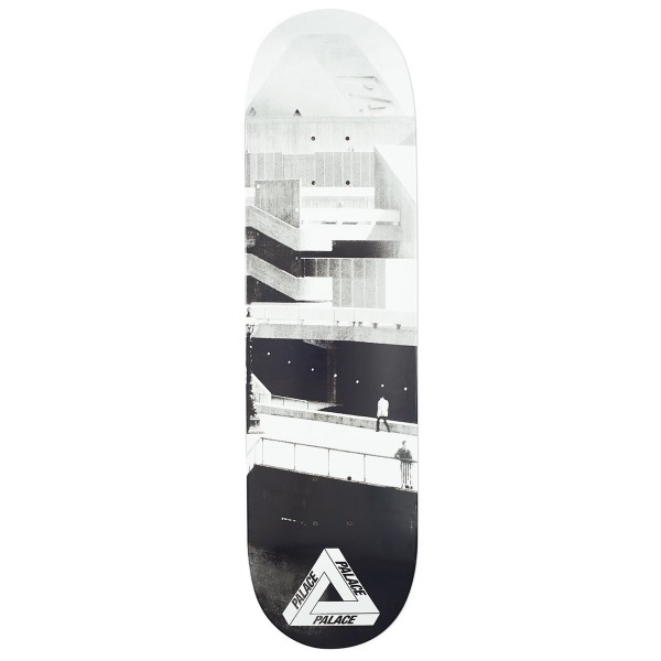 Palace Southbank Skateboard Deck 8.25""