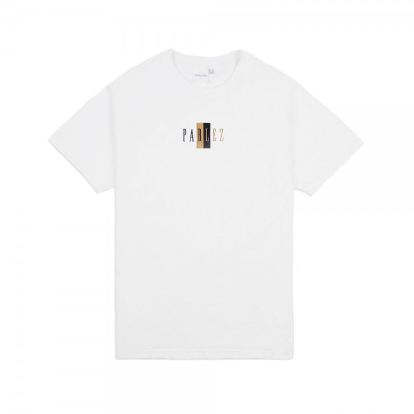 Parlez Divided T-Shirt (White)