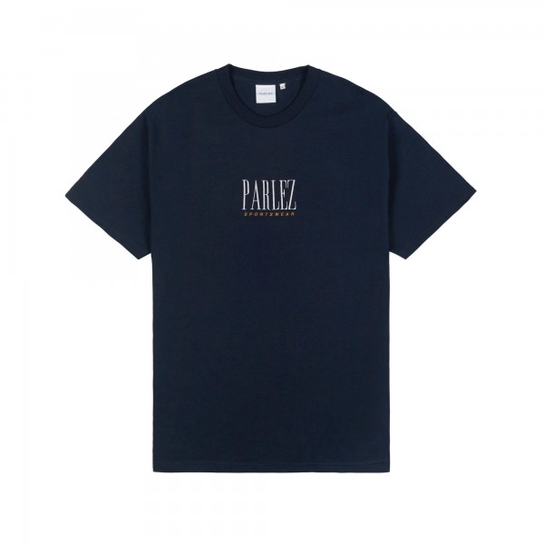 Parlez Harrington T-Shirt (Navy)