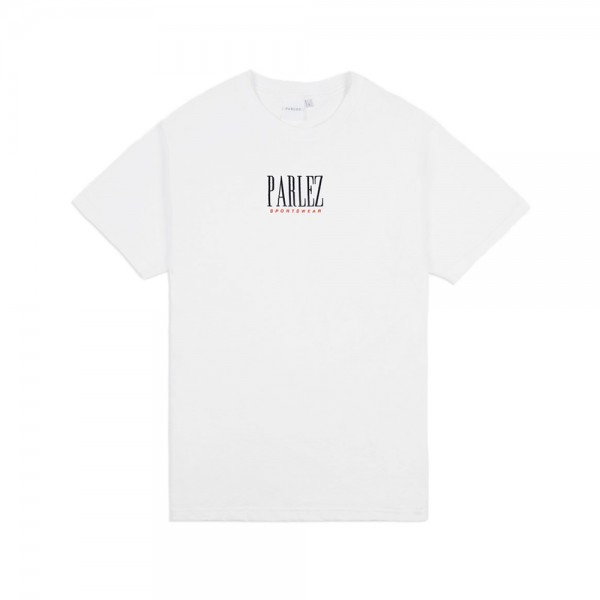 Parlez Harrington T-Shirt (White)