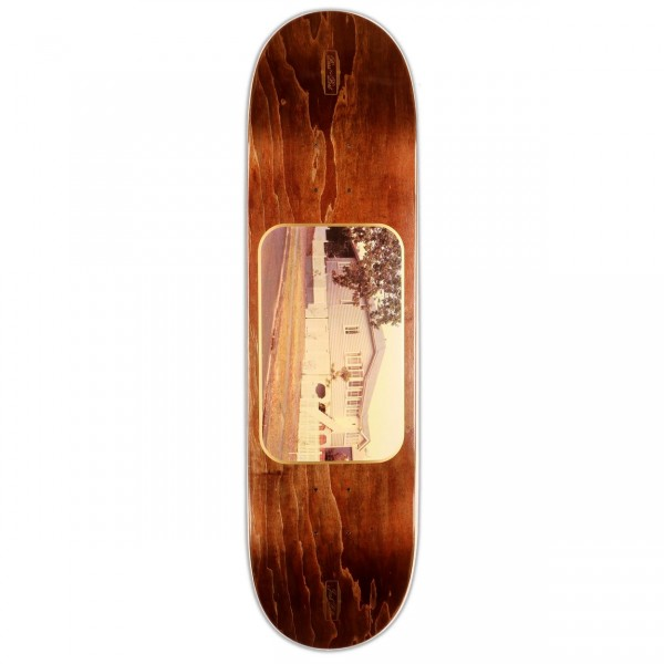 "PASS~PORT Home Skateboard Deck 8.125"" (Josh Pall)"