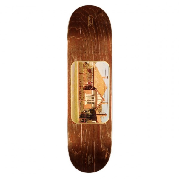 "PASS~PORT Home Skateboard Deck 8.6"" (Callum Paul)"