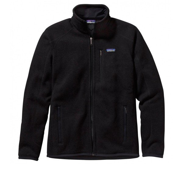 Patagonia Better Sweater Fleece Jacket (Black)