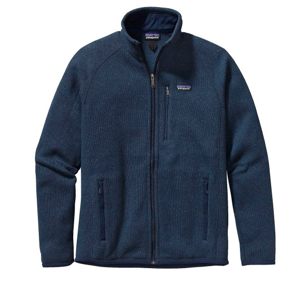 Patagonia Better Sweater Fleece Jacket (New Navy)